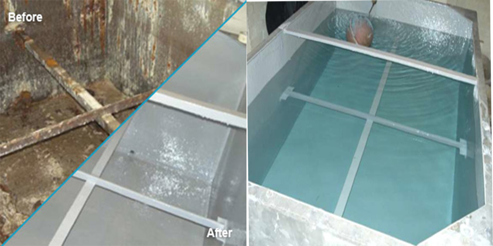 WATER TANK REFURBISHMENT – Tough Water Solutions